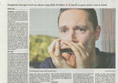 Interview Noord Hollands Dagblad