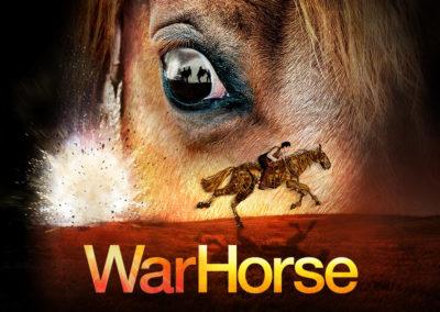 Medewerking aan de musical War Horse